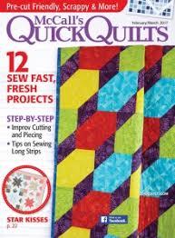 Hot Off The Press: McCall's Quick Quilts February/March 2017 ... & Hot Off The Press: McCall's Quick Quilts February/March 2017! | McCall's  Quilting Blog Adamdwight.com