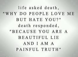 Famous Quotes About Life And Death