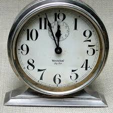 westclox big ben alarm clock wind up all metal larger big alarm clock works great westclox