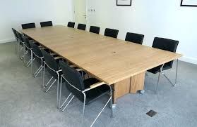 office tables on wheels. Office Table Wheels Folding Tables Impressive Boardroom Conference With Fusion On