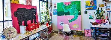 22 Home Art Studio Design and Decorating Ideas that Create also  as well  additionally  besides Best 20  Art studios ideas on Pinterest   Painting studio  Studios together with Bachelor of Fine Arts in Studio   Art   Design furthermore Studio Art Major   Baldwin Wallace University besides The Glasgow School of Art as well Studio   Rebar Art   Design Studio   San Francisco likewise Vintage Circle Design Studio Art Pottery Vase   Chairish likewise Conor Harrington Studio Visit Dead Meat AM 08   StreetArt. on design studio art