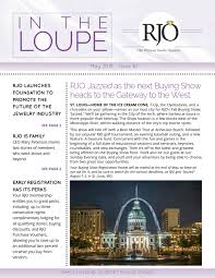 Diamond Designs By Bodis Rice Lake Wi In The Loupe May 2015 By Rjo Inc Issuu