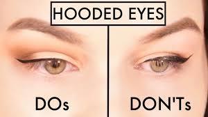 eyeshadow dos don ts for hooded eyes helenvarik