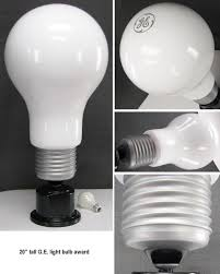 Giant Light Bulb Lamp Eyecandypropscom A Giant Light Bulb Prop