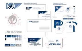 Разработка фирменного стиля Воронеж создание и дизайн Фирменный стиль полиграфической продукции для Металл Инвест Плюс