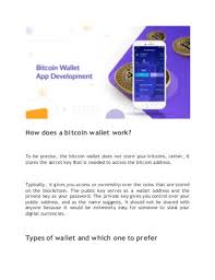 Aug 14, 2015 877 1,308 98 indonesia. Some Insights On Creating A Custom Bitcoin Wallet From Scratch