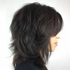 Hairstyles Shag Haircuts For Curly Hair Splendid 50 Most Universal