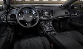 fca discovers it s very difficult to give away the chrysler 200 2016 chrysler 200s interior