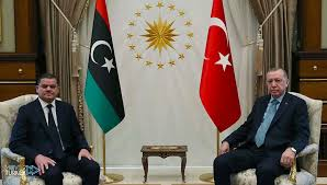 Erdogan calls for international support for the Libyan elections