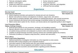 Law Enforcement Resume English Teacher Cover Letter Example Oiss