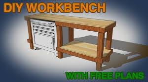 diy easy workbench build