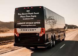 charter bus service manhattan arrow se lines