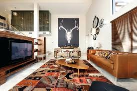 rugs to go with brown leather couch rugs living room southwestern with area rug brown leather sofa large rug to match brown leather sofa
