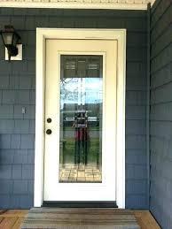 wood front doors with glass interior wood door with glass panel home door with glass panel