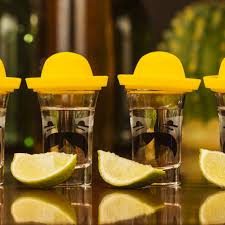 image is loading novelty mexican sombrero tequila shot glasses side kicks