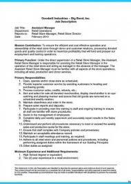 Creative Retail Jobs Free Retail Resume Outline Resumes Retail Resume Sample And Get