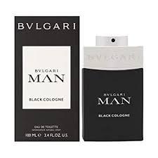 Bvlgari Man Black Cologne 3.4 oz Eau de Toilette ... - Amazon.com