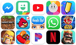 These Apps and Games Have Spent the Most Time at No. 1 on the App Store