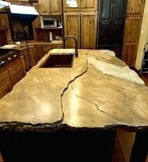 stained concrete countertops concrete kitchen 1 stained concrete countertops diy