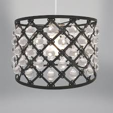 Details Zu Bijou Kronleuchter Deckenleuchte Lampenschirm Easy Fit Licht Dekoration 26 Cm