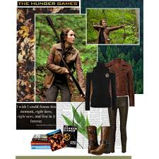 hunger games style katniss everdeen hunting looks polyvore hunger games style katniss everdeen hunting looks