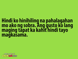 Love Quotes Tagalog About Friendship Towdcatnb In Love Quotes