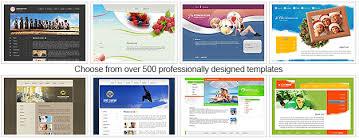 Website Builder Templates Inspiration Templates Website Builder Web Builder Pro Creat Your Own Website