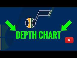 Utah Depth Chart 2019 Utah Jazz Depth Chart Analysis