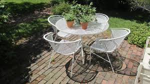 salterini wrought iron furniture. Vintage Antique Wrought Iron Patio Furniture. Salterini Furniture I