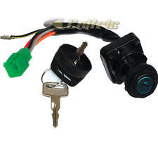suzuki atv key ignition key switch suzuki lt4wd lt 4wd quad runner 4wd 1987 1996 atv switch