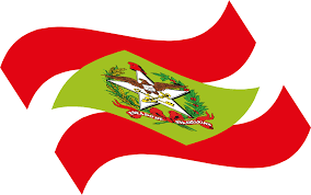Resultado de imagem para bandeira sc