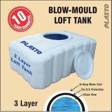 Loft Tank Roto Mold Loft Tank Manufacturer From Nagpur