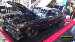1500HP 1970 Chevy Nova 572 CI Big Block Chevy TWIN f 2 Prochargers ...