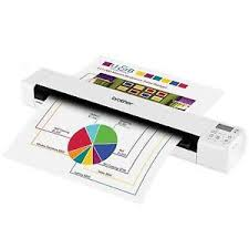Brother Ds 820w Ds820w Wireless Mobile Color Scanner For Sale Online