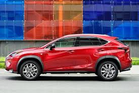 2018 lexus nx sport. Interesting 2018 2018LexusNXredcolorsideview To 2018 Lexus Nx Sport R