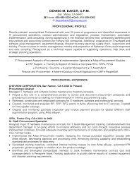 Ultimate Procurement Officer Resume Objective On Sample Resume For