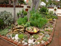 Small Picture Outdoor Succulent Landscaping Ideas Design Ideas Decors