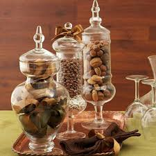 What To Fill Decorative Jars With