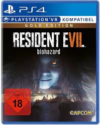 Resident Evil 7 Biohazard Gold Edition Spiel Real