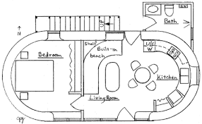 earthbag house plans. Polynesian Style Earthbag Home House Plans