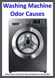 washing machine odor