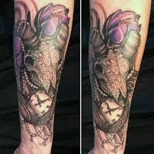 тату козерог 83 фото татуировок на разных частях тела