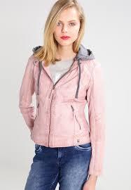 oakwood leather jacket light pink women clothing jackets available to