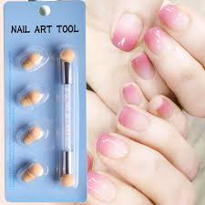 Types Of Nail Designs Amazon Com 1set Double Ended Nail Gradient Shading Pen