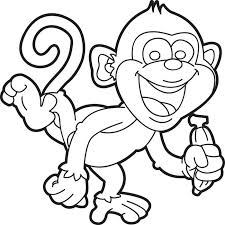Small Picture Monkey Banana Coloring Book PageBananaPrintable Coloring Pages