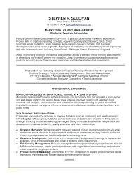 Sample Cover Letter For Client Relationship Manager Business Relationship Manager Resume Albertogimenob Me