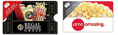 amc theatres gift card photo 1