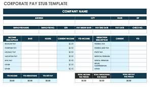 Free Payroll Stub Template Magnificent Download A Free Pay Stub Template For Word Or Excel Prc Claim Sample