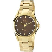 armitron men s brown diamond dial watch gold tone bracelet armitron men s brown diamond dial watch gold tone bracelet