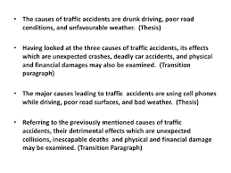 cause traffic accidents essay causes and effects of traffic accidents it still runs your ultimate